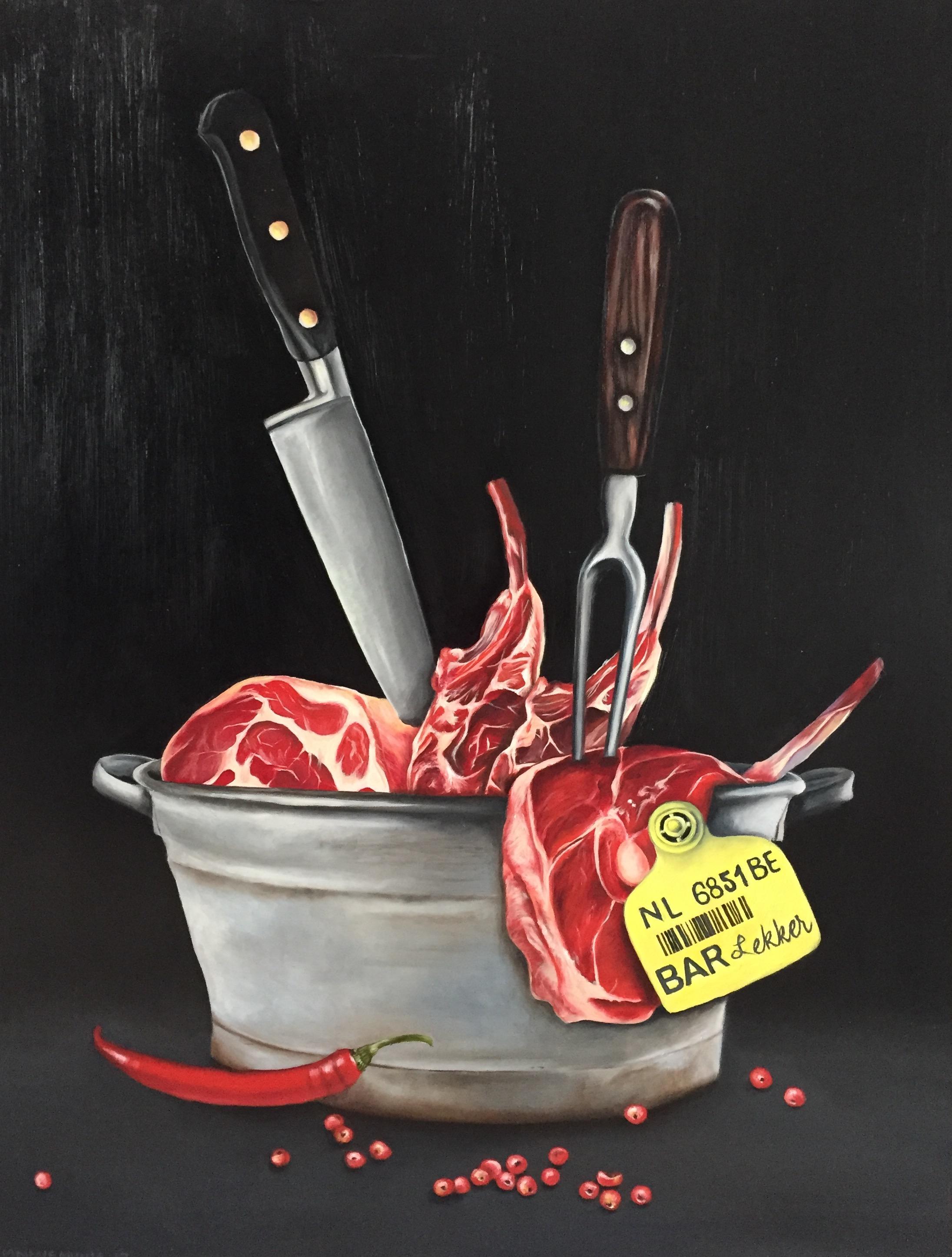Goed vlees in de kuip